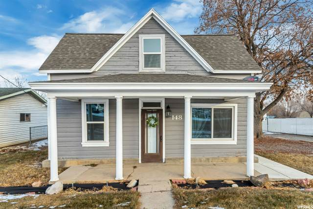 148 W Main St, Santaquin, UT 84655 (#1718430) :: Big Key Real Estate