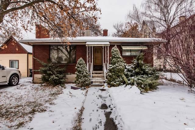 164 Crockett Ave, Logan, UT 84321 (#1718433) :: Bustos Real Estate | Keller Williams Utah Realtors