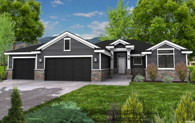 888 N Grandview Dr. E #413, Morgan, UT 84050 (#1718442) :: Belknap Team