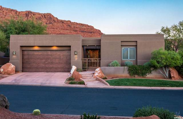 2410 W Entrada Trl #1, St. George, UT 84770 (#1718494) :: Exit Realty Success