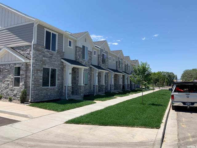 295 W Spruce Way #14, Santaquin, UT 84655 (#1718507) :: Colemere Realty Associates