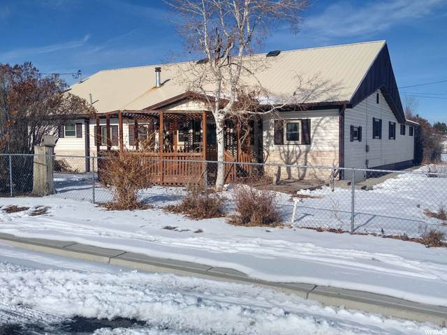 396 W 100 N, Huntington, UT 84528 (#1718527) :: goBE Realty