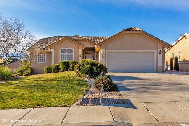 163 N Stone Mountain Dr, St. George, UT 84770 (#1718528) :: Doxey Real Estate Group