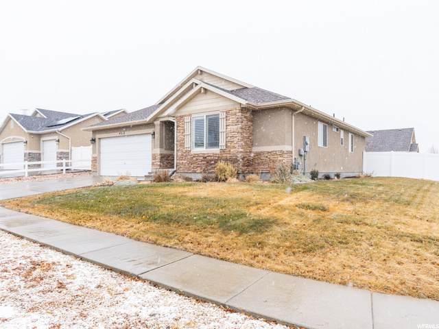 4712 W Magnum Ct S, Herriman, UT 84096 (#1718567) :: Bustos Real Estate | Keller Williams Utah Realtors