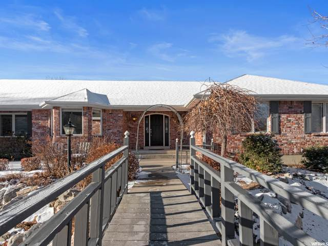 16 S Snowstar Ln E, Sandy, UT 84092 (#1718572) :: Pearson & Associates Real Estate