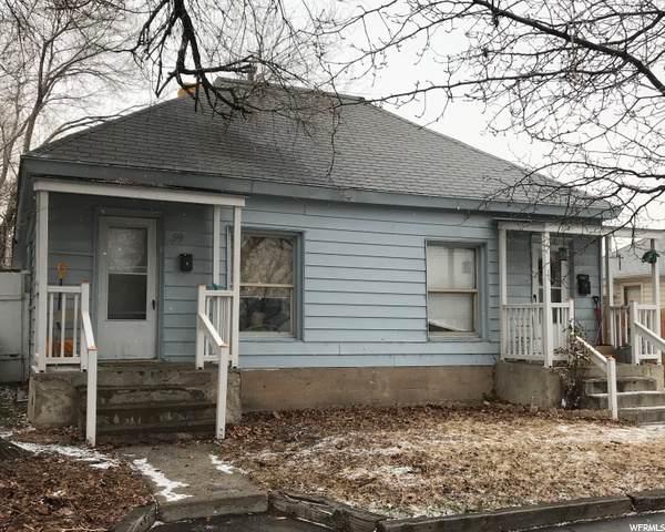 59 N Chicago St W, Salt Lake City, UT 84116 (#1718582) :: Pearson & Associates Real Estate