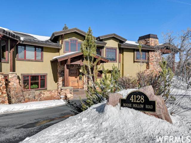 4128 Moosehollow Rd #15, Park City, UT 84098 (#1718591) :: McKay Realty