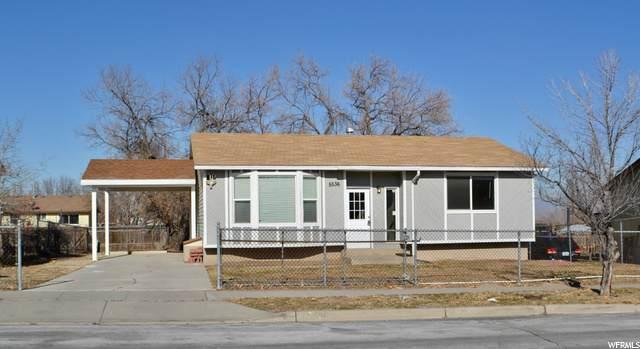 5536 W Highwood Dr, Salt Lake City, UT 84118 (#1718596) :: Powder Mountain Realty