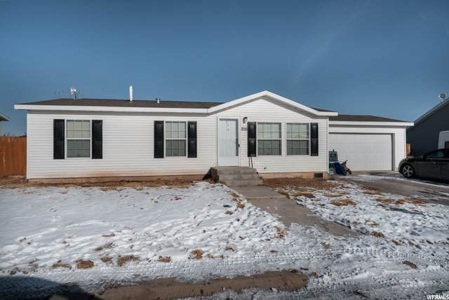 216 W 2100 S, Vernal, UT 84078 (#1718606) :: Powder Mountain Realty