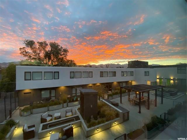 877 S 200 W #210, Salt Lake City, UT 84101 (#1718639) :: Berkshire Hathaway HomeServices Elite Real Estate