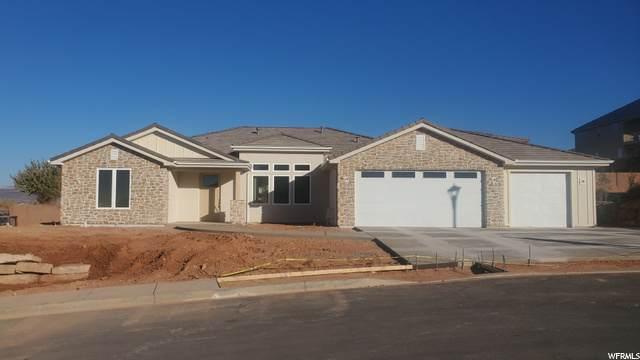 1067 E Crooked Creek Dr, Washington, UT 84780 (#1718641) :: Utah Best Real Estate Team | Century 21 Everest
