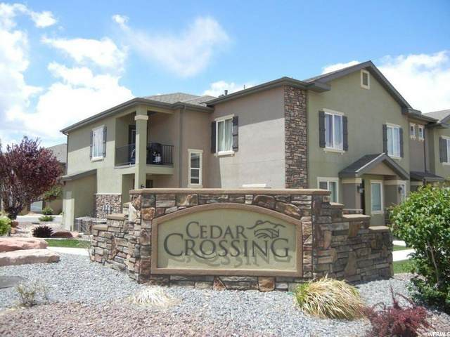 1177 N Northfield Rd #8, Cedar City, UT 84721 (#1718668) :: Berkshire Hathaway HomeServices Elite Real Estate