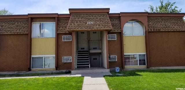 2530 S Lakecrest St, West Valley City, UT 84119 (#1718678) :: Berkshire Hathaway HomeServices Elite Real Estate
