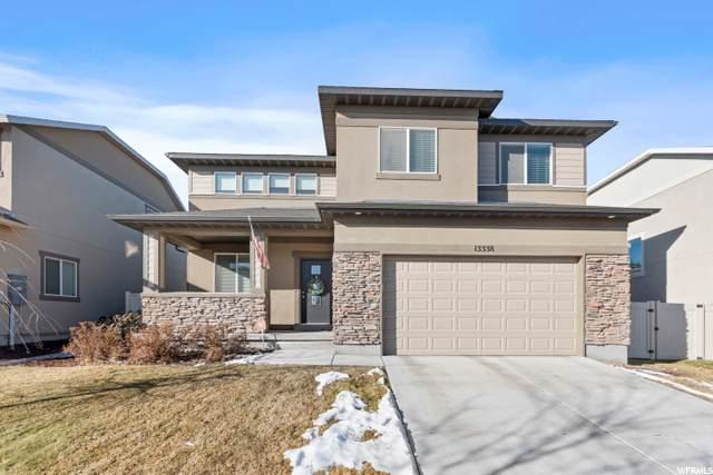 13338 S Rochdale Ln W #102, Herriman, UT 84096 (#1718682) :: Big Key Real Estate
