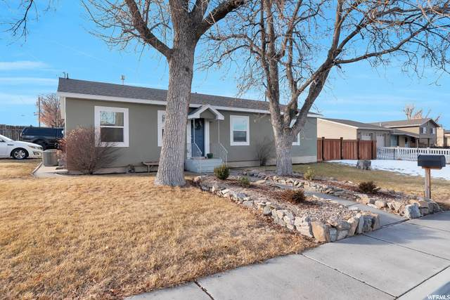 205 N 800 E, Payson, UT 84651 (#1718685) :: Berkshire Hathaway HomeServices Elite Real Estate