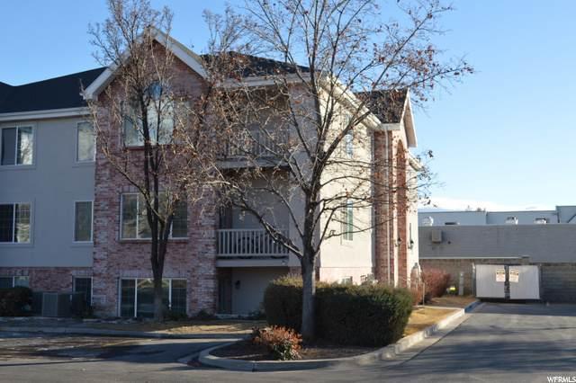 44 N Garden Park #10, Orem, UT 84057 (#1718688) :: Doxey Real Estate Group