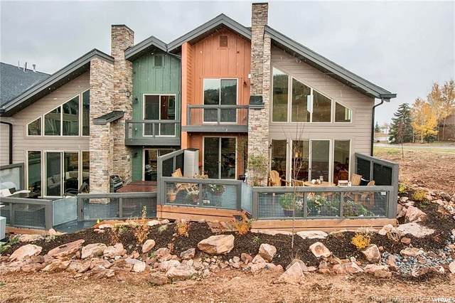 8089 Courtyard Loop #12, Park City, UT 84098 (MLS #1718776) :: High Country Properties