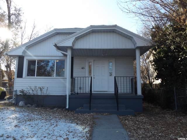 65 W Russett Ave S, Salt Lake City, UT 84115 (#1718781) :: Colemere Realty Associates