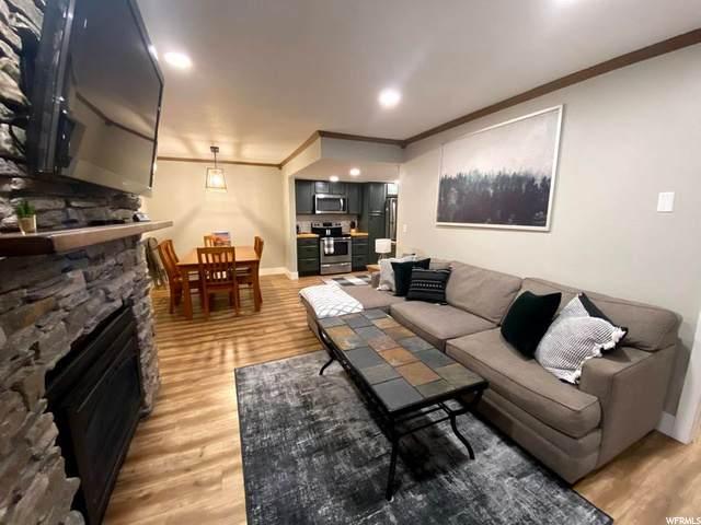 150 W Ridge View #202, Brian Head, UT 84719 (MLS #1718848) :: Summit Sotheby's International Realty