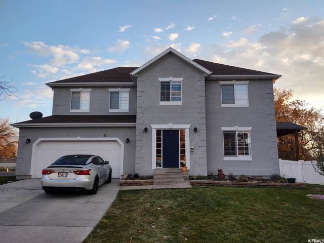 90 E 200 S, Smithfield, UT 84335 (#1718861) :: Bustos Real Estate | Keller Williams Utah Realtors