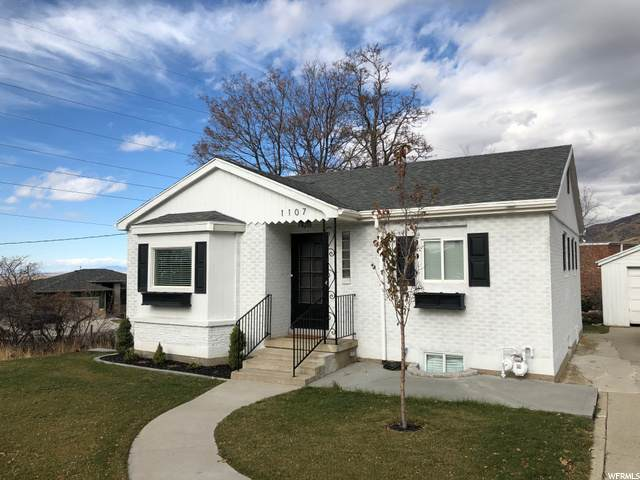 1107 E 300 S, Bountiful, UT 84010 (#1718889) :: Berkshire Hathaway HomeServices Elite Real Estate