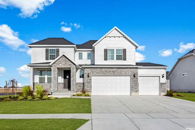 1540 W 500 S #507, Syracuse, UT 84075 (#1718936) :: Colemere Realty Associates