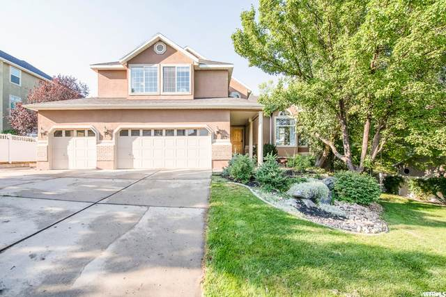 267 N Springridge Dr., North Salt Lake, UT 84054 (#1718947) :: Big Key Real Estate