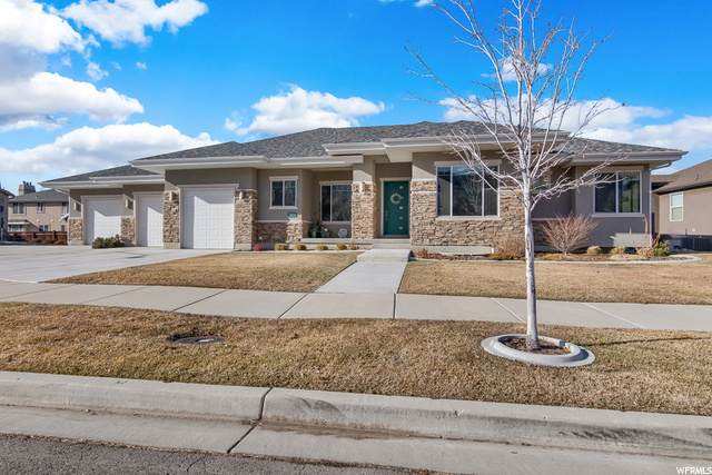 2277 N Rock Canyon Cir, Provo, UT 84604 (#1718974) :: Red Sign Team