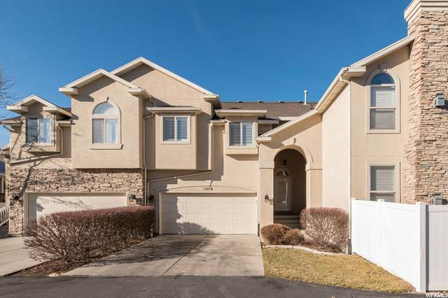 1370 E Old Maple Ct, Murray, UT 84117 (#1718987) :: Colemere Realty Associates