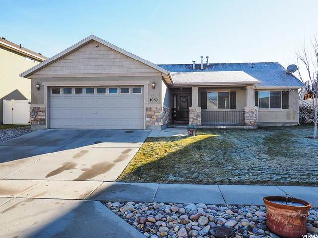 1057 W Windsor Dr N, North Salt Lake, UT 84054 (#1718989) :: Red Sign Team