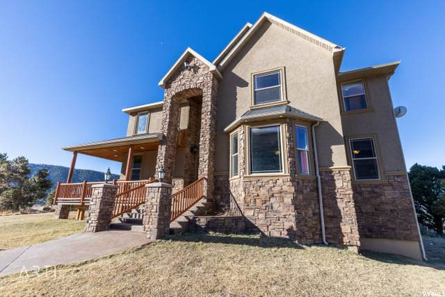 2088 S High Mountain Dr, Cedar City, UT 84720 (#1718995) :: Colemere Realty Associates