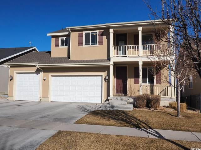 2410 S Cottage Cv, Saratoga Springs, UT 84045 (#1718996) :: EXIT Realty Plus