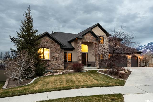 287 E Broadleaf Cir, Draper, UT 84020 (#1718998) :: Colemere Realty Associates