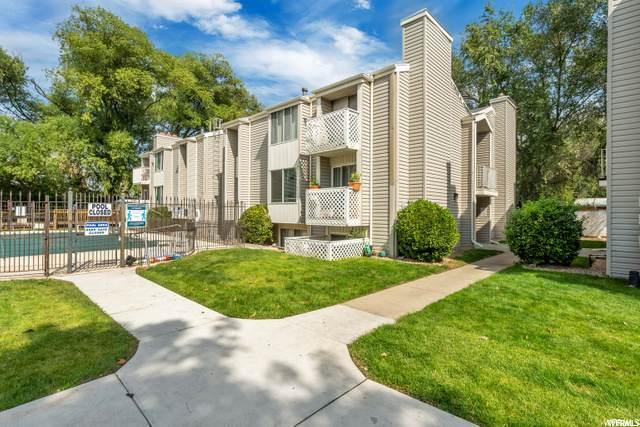 875 E Arrowhead Ln #19, Salt Lake City, UT 84107 (#1719017) :: Berkshire Hathaway HomeServices Elite Real Estate