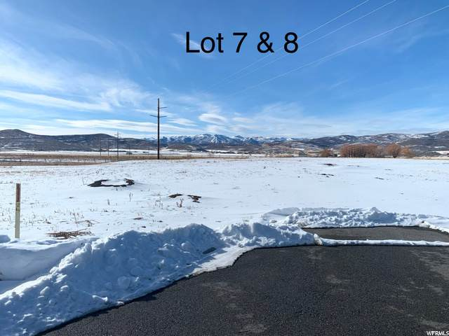 248 S 175 W, Kamas, UT 84036 (MLS #1719018) :: High Country Properties