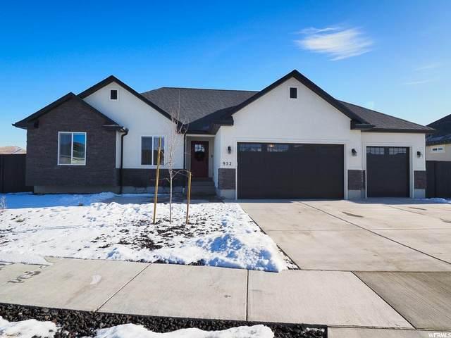 952 E Blackbrush Dr, Eagle Mountain, UT 84005 (MLS #1719020) :: Lawson Real Estate Team - Engel & Völkers