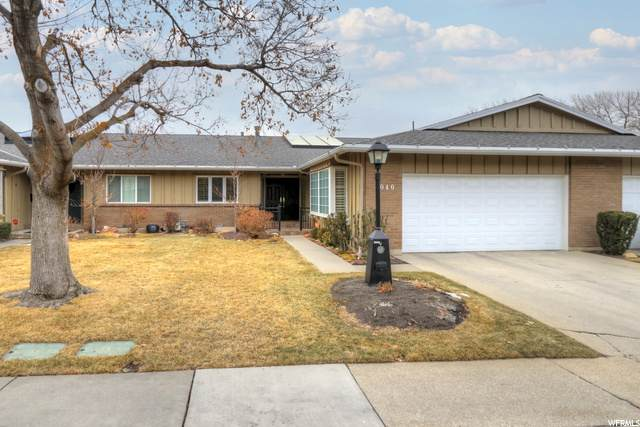 1040 S Oak Hills Way E #1040, Salt Lake City, UT 84108 (#1719027) :: Berkshire Hathaway HomeServices Elite Real Estate