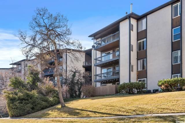 4949 S Eastridge Ln #138, Salt Lake City, UT 84117 (#1719033) :: Doxey Real Estate Group