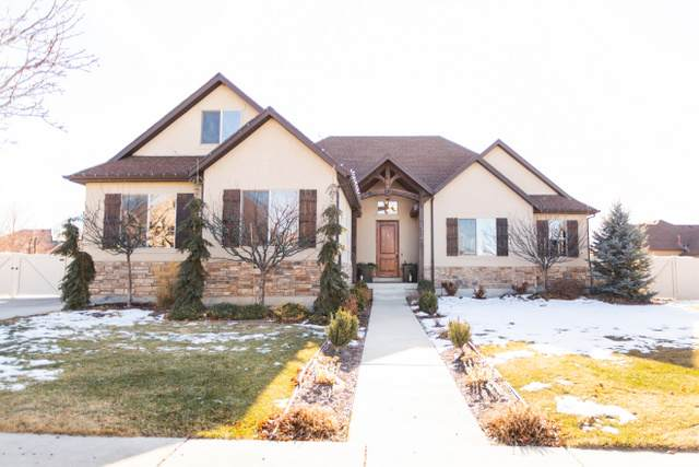 1312 E 290 N, Spanish Fork, UT 84660 (#1719042) :: Powder Mountain Realty