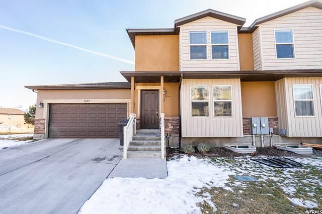 597 W Goldenrod N, Saratoga Springs, UT 84045 (MLS #1719063) :: Lawson Real Estate Team - Engel & Völkers