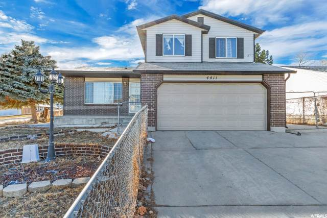 4411 W 3980 S, West Valley City, UT 84120 (MLS #1719067) :: Summit Sotheby's International Realty
