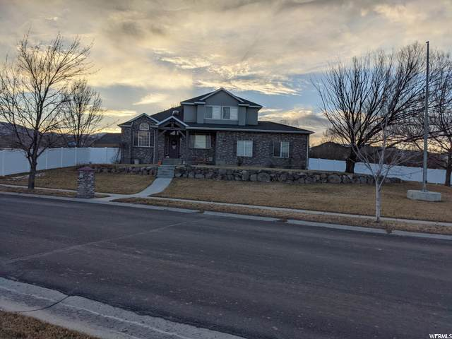 15326 S Silverpoint Cir, Bluffdale, UT 84065 (#1719077) :: Red Sign Team