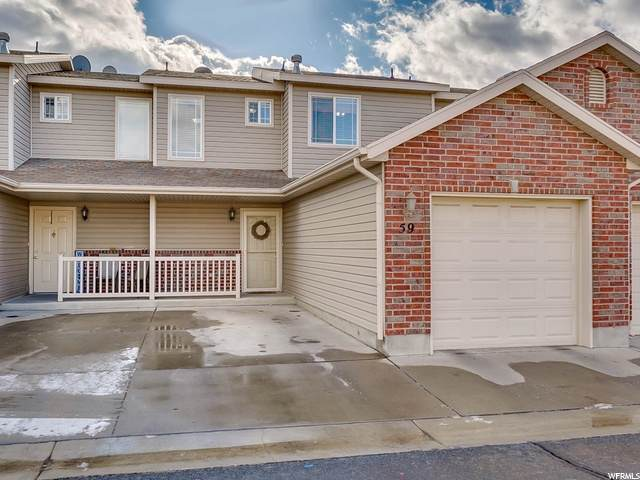 652 W 800 N #59, Clinton, UT 84015 (#1719084) :: Doxey Real Estate Group