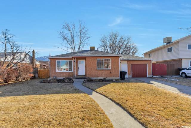 360 E Mcmillan Ln, Murray, UT 84107 (#1719112) :: Red Sign Team