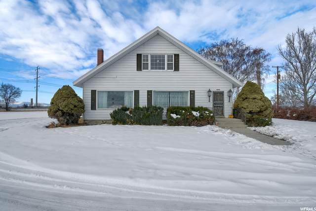 5355 W 9600 N, Elwood, UT 84337 (#1719126) :: Berkshire Hathaway HomeServices Elite Real Estate