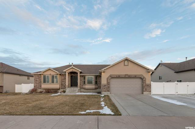 1332 N 4350 W, West Point, UT 84015 (#1719128) :: Doxey Real Estate Group