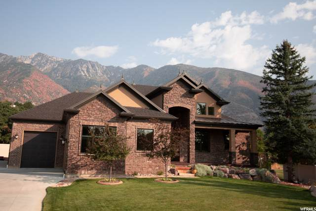 11317 S High Mesa Dr, Sandy, UT 84092 (#1719148) :: McKay Realty