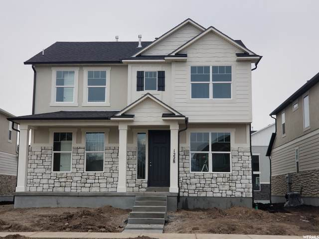 1228 S 950 W, Springville, UT 84663 (#1719159) :: Doxey Real Estate Group