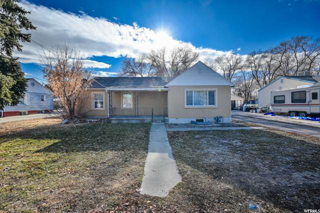 3165 W 3835 S, West Valley City, UT 84119 (#1719168) :: Red Sign Team