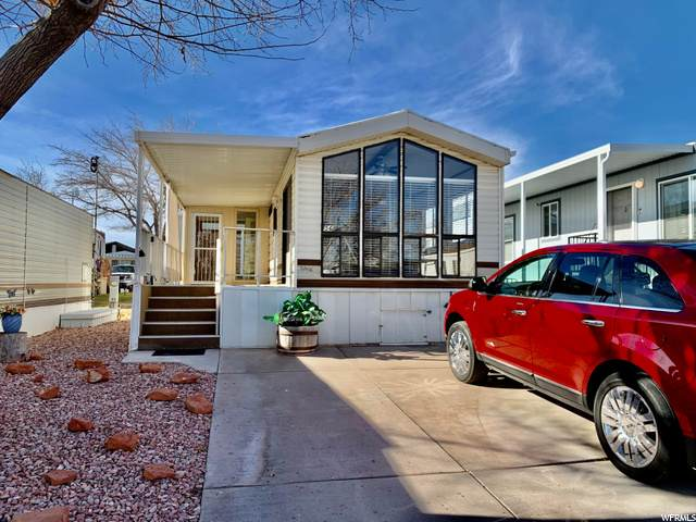 1150 W Red Hills Pkwy #56, Washington, UT 84780 (#1719182) :: Utah Dream Properties